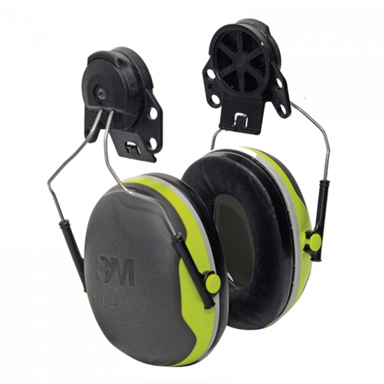 CASQUE Anti Bruit X4 PELTOR